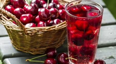 Drink cherry juice to reduce high blood pressure
