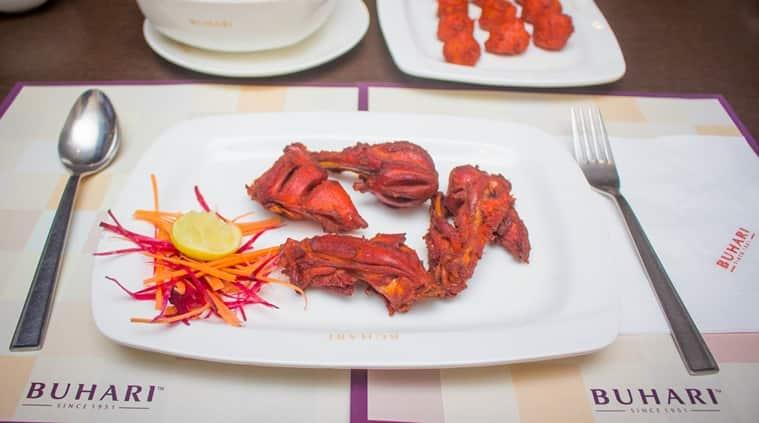 chicken 65, Why is the Chicken 65 called the Chicken 65?, where was chicken 65 first made?, Buhari Hotel, legend of chicken 65