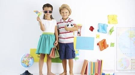 Fashion tips: Funky trends for children this summer