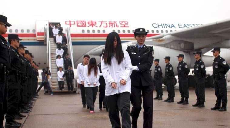 China, Taiwan, Cambodia, Cambodia telephone scam, China- Taiwan territory, telephone scam cambodia, Taiwanese arrested in Cambodia, China news, world news, latest news,