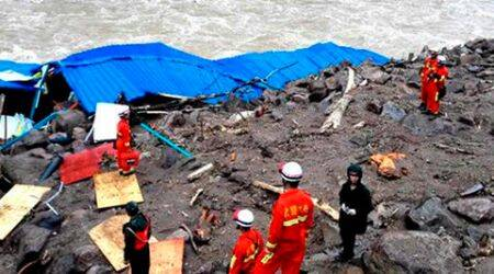 Heavy rains in China affect 8 lakh people, cause hugedamage