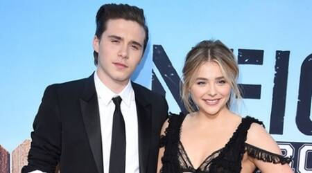 Brooklyn Beckham, Chloe Grace Moretz make red carpet debut