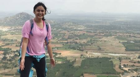 Everything here reminds me of home: TanviBhat