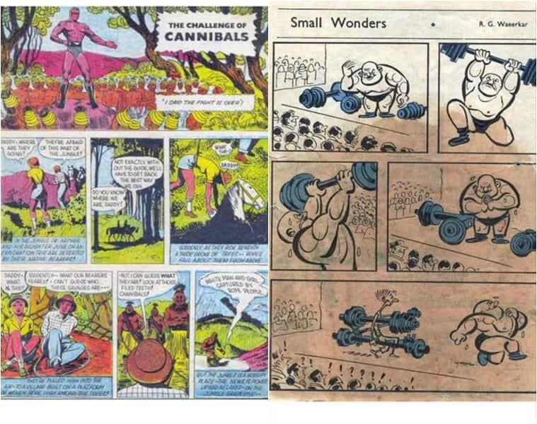 kindle ebooks, comics on kindle, mandrake, phantom, graphic novels on ebooks, ebooks,