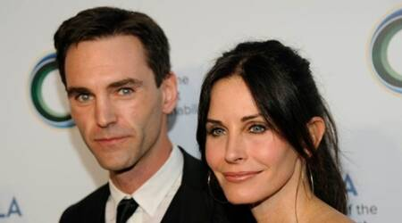 Johnny McDaid confirms Courteney Cox reunion