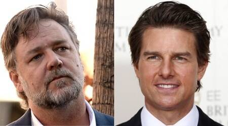 Russell Crowe 'looking forward' to reuniting with TomCruise