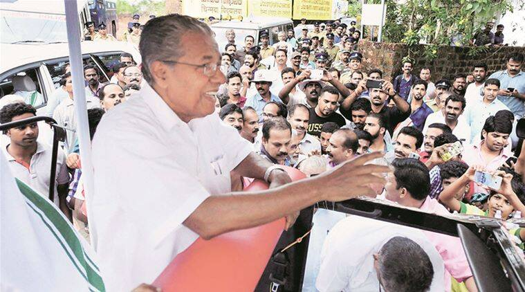 pinarayi vijayan, kerala cm, elections 2016, election results 2016, ldf, ldf kerala, kerala communists, kerala development, india news