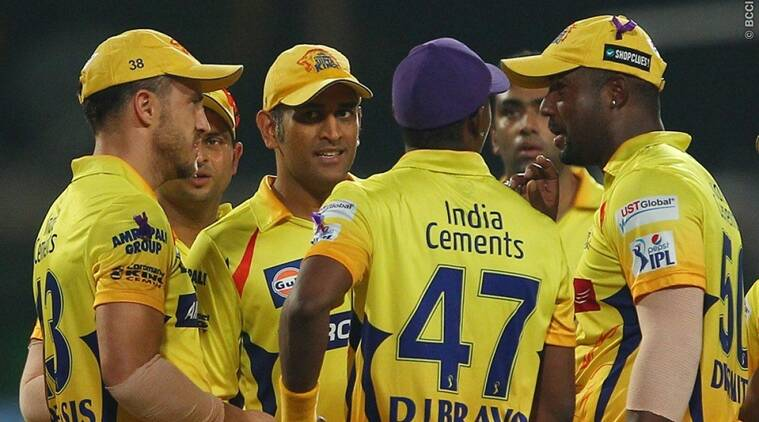 IPL 2018 CSK Schedule with Time, Venue.