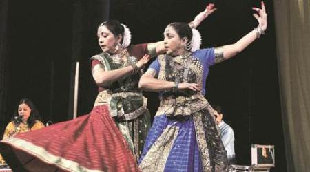 Kathak dancers Nalini and Kamalini believes dance is a therapy for mind, body and soul