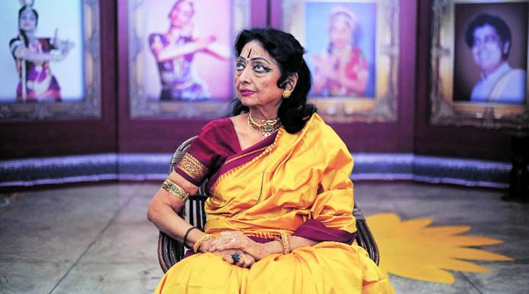 padma vibhushan, Bharatanatyam, Kuchipudi, Yamini Krishnamurthy, dancer, tamil nadu dancer, dancer in tamil nadu, types of dance, indian express talk