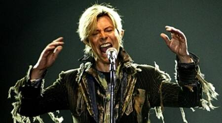 David Bowie tribute at Isle of Wightfestival