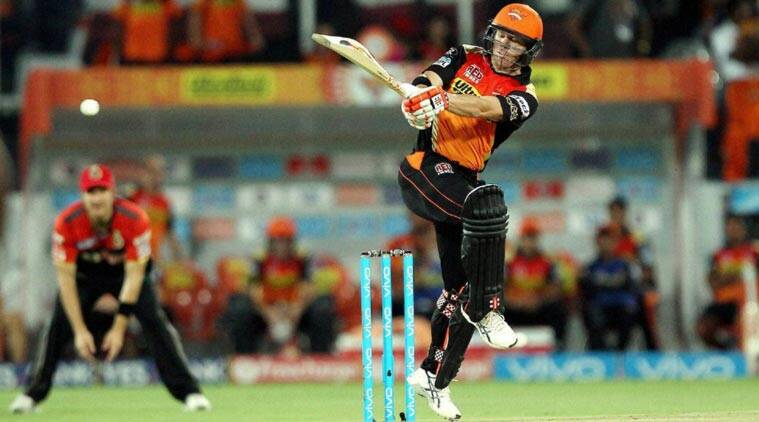 IPL 2016, SRH vs RCB, RCB vs SRH, SRH RCB, RCB SRH, David Warner, Warner SRH, SRH Warner, Sunrisers Hyderabad, Royal Challengers Bangalore, Cricket, Indian Premier League