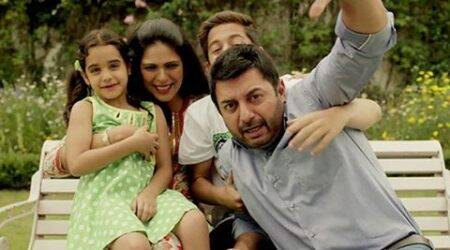 Dear Dad movie review: It's good to see Arvind Swamy back again