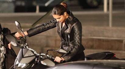 Deepika Padukone's last day of xXx: The Return of Xander Cage shoot, see pics