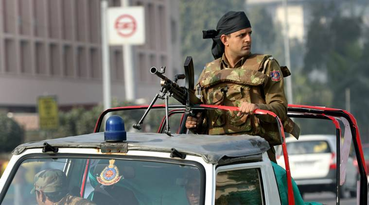 Image result for JeM behind multiple attacks: police, Police suspect the hand of Jaish-e-Mohammad