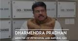 Idea Exchange With Dharmendra Pradhan