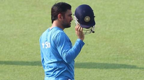 MS Dhoni, the odd man out in team of five new faces