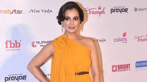 Dia mirza, Shockers, Horror web series, Web series, Upcoming web series, The good wife, Rehna hai tere dil mein, Hotstar, Dia mirza upcoming episode, Dia mirza news, Entertainment news