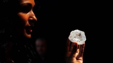 World's largest diamond to be auctioned in London, expected to sell for $70million