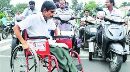 national anthem in theatres, govt facilities for disabled, facilities for disabled in india, indian govt facilities for disabled, national anthem, national anthem before movies, indian express opinion, supreme court national anthem, supreme court india national anthem,