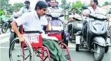 3 per cent quota for differently-abled in government services not implemented, says government