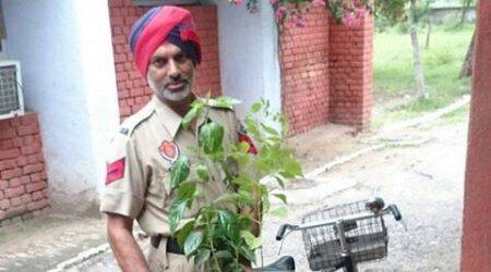 A letter for the departed soul from a Kapurthala constable