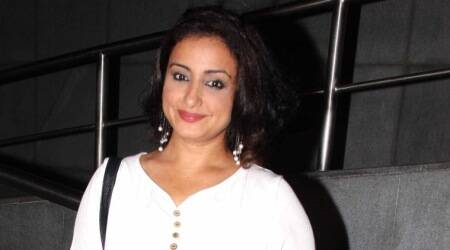Divya Dutta on 'walking out' of Babumoshai Bandookbaaz trailer launch: This is funny to hear, why would I cry?
