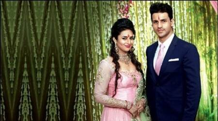 Divyanka Tripathi, Divyanka Tripathi Vivek Dahiya, Divyanka Tripathi wedding, Divyanka Tripathi Marraige, Vivek Dahiya, Divyanka Vivek, Divyanka Vivek wedding, Divyanka Vivek marraige, Divyanka Vivek wedding plans, Divyanka Tripathi wedding date, Divyanka Tripathi wedding reception, Divyanka Tripathi sangeet ceremony, Divyanka Vivek wedding date, Divyanka Tripathi weds vivek Dahiya, Entertainment news