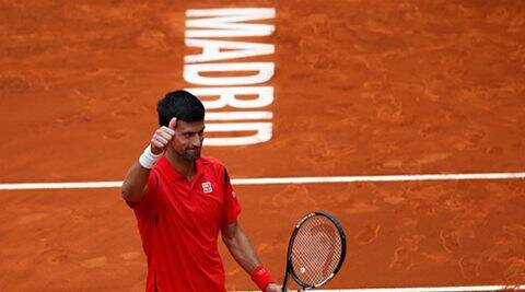 Novak Djokovic, Djokovic, Djokovic Madrid Open, Andy Murray, Murray, Murray Madrid Open, Madrid Open clay, Madrid Open tennis, tennis news, tennis