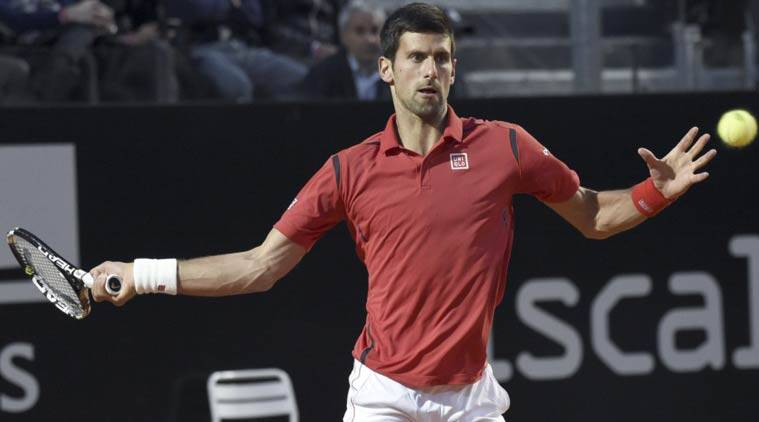 novak djokovic, djokovic, kei nishikori, rome masters, djokovic vs nishikori, nishikori vs djokovic, italian open, andy murray, murray vs djokovic, djokovic vs murray, tennis news, tennis