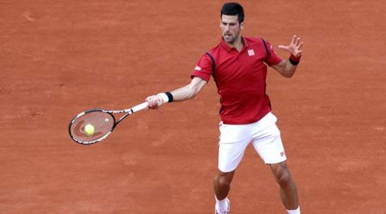 French Open: Novak Djokovic marches into Round of 16