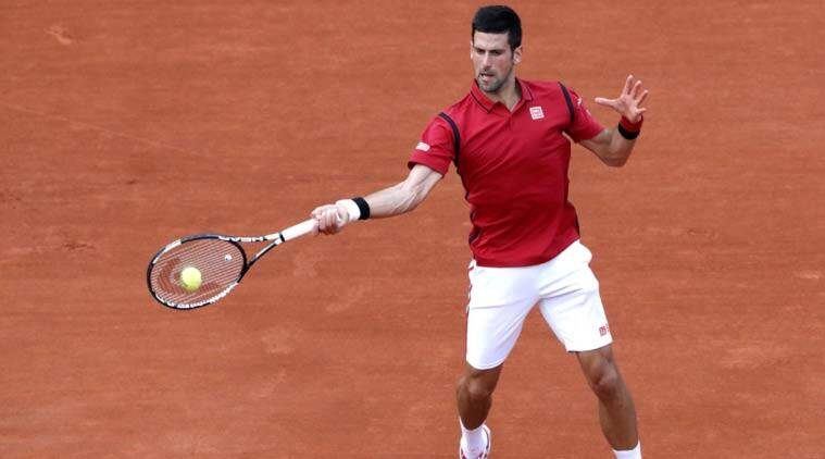 french open 2016, french open, novak djokovic, djokovic, tsonga, tennis news, tennis