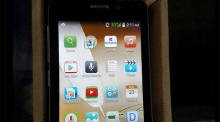 Docoss X1 booking, Docoss X1 Android phone, How to book Docoss, Docoss X1 website, Docoss X1 specs, Cheapest Android smartphone, android phone for less than Rs 1000, Ringing Bells, Ringing Bells Freedom 251, Freedom 251 specs, Freedom 251 vs Docoss X1, smartphones, technology, technology news