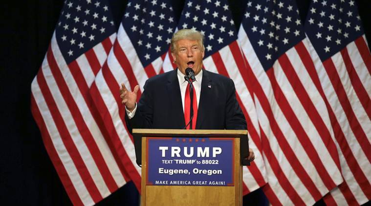 Donald Trump, Hillary Clinton, Republican Candidate, Democratic Candidate, US Presidential Elections, Presidential nominee, US National Polls