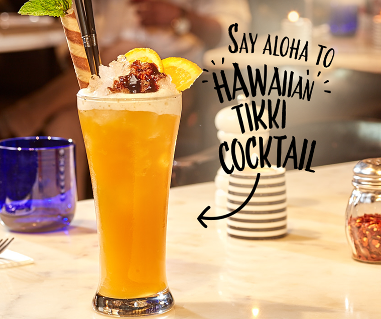 Try fusion cocktails at the PizzaExpress. (Photo: PizzaExpress/Facebbok)