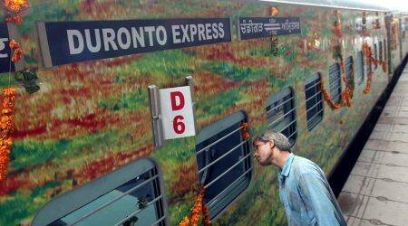 IRCTC orders inquiry into complaint on food of Duronto Express