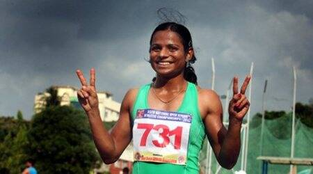 Dutee Chand bags second gold, still in search of Rio berth