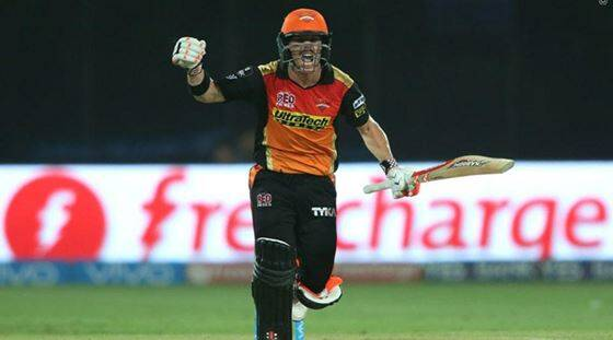 SRH vs GL: David Warner - master of his own destiny