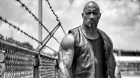 Dwayne Jihnson, Fast 8, Dwayne johnson look, Fast and furious, Dwayne johnson instagram, Dwayne johnson news, Entertainement news