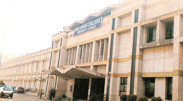 Dyal Singh college, dyal sing college evening,dsc.du.ac.in, dyal singh evening college, dyal singh morning college, delhi university, du admission, du cut off, education news, indian express
