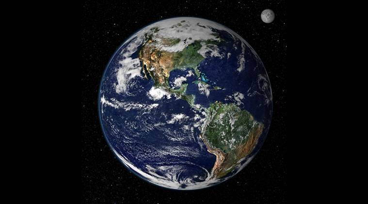 Earth, earth formation, earth origin, earth planetary material,  planetary objects, earth chemical origin, solar system, planets, latest news, science news, indian express