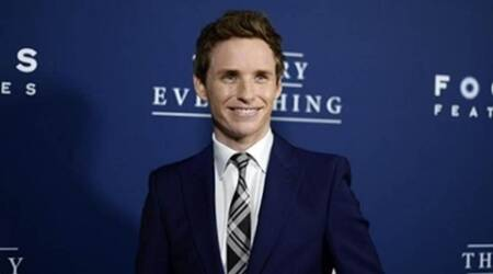 Eddie Redmayne is allergic to cats