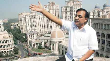 Forever the critic, Eknath Khadse in unfamiliar role as the target of corruption allegations