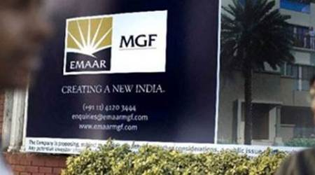 Emaar India, Emaar MGF India, Emaar, real estate developer Emaar, real estate Emaar, Mumbai real estate, real estate Mumbai, Emaar contract, Emaar construction contract, construction contract Emaar, New Delhi, India news, Indian Express
