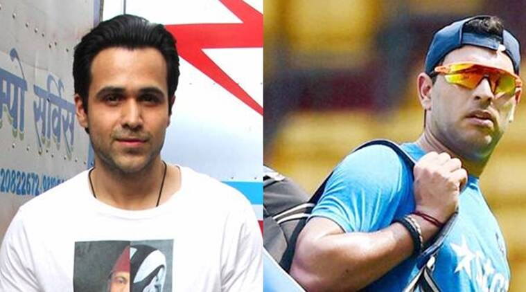 Emraan Hashmi, Azhar, Yuvraj Singh, Emraan Hashmi news, Yuvraj Singh biopic, Emraan Hashmi Azhar, Emraan Hashmi movies, Emraan Hashmi upcoming movies, Entertainment news