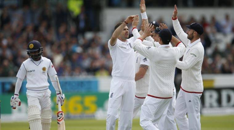Eng vs Sri Lanka, 1st Test Day 2: England enforce follow-on after bowling out Sri Lanka for 91 | Sports News,The Indian Express