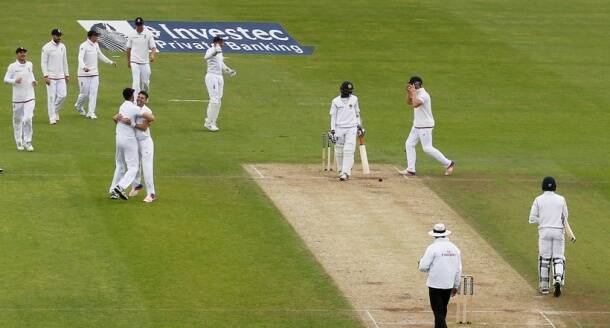 England beat Sri Lanka inside three days after James Anderson bags ten-for