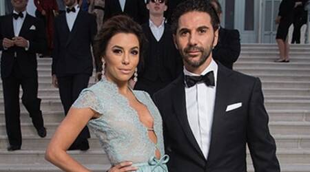 Eva Longoria gets married