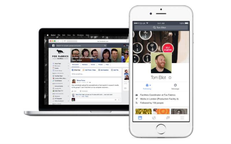 Facebook at work India, Facebook for work, Facebook newsfeed, Facebook, Facebook at work, Julien Codorniou, Facebook feed, Facebook work, social, social news, Facebook work newsfeed, Facebook work platform, FB at work, technology, technology news