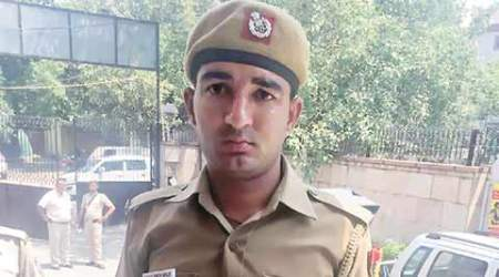 Haryana man posing as Delhi police officer held